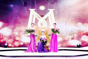A new Queen and Mutya ning Mexico has been crowned!  (3)