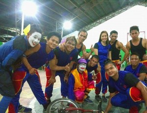 Acrobatic Show at Municipal Gymnasium (13)