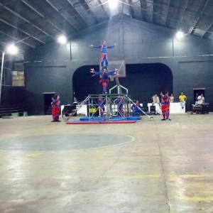 Acrobatic Show at Municipal Gymnasium (14)