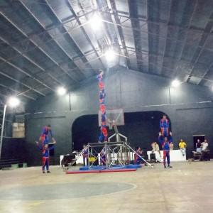 Acrobatic Show at Municipal Gymnasium (15)