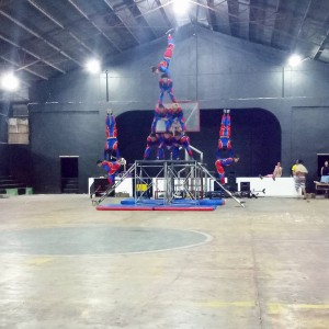 Acrobatic Show at Municipal Gymnasium (17)