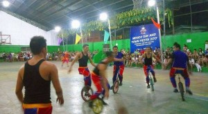 Acrobatic Show at Municipal Gymnasium (2)