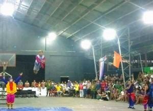 Acrobatic Show at Municipal Gymnasium (4)
