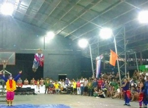 Acrobatic Show at Municipal Gymnasium (4)