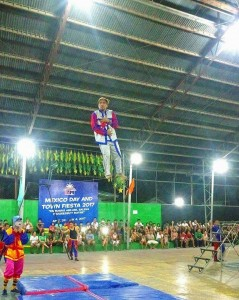 Acrobatic Show at Municipal Gymnasium (5)