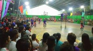 Acrobatic Show at Municipal Gymnasium (9)