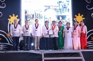 Awarding of Seal of Good Local Governance 2017