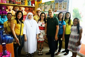 Grand opening of Pandayan Bookstore Mexico Branch (2)