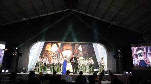 Mutya ning Mexico Coronation Night 2017