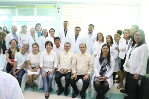 Blessing and Inauguration of the Mexico Hemo-Dialysis Center (MHDC)