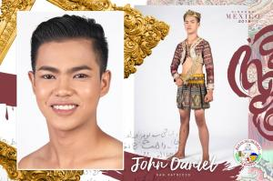 MEET THE CANDIDATES VYING FOR THE TITLE GINOONG MEXICO 2018