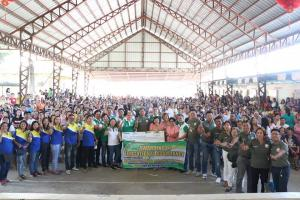 Awarding of Educational Assistance to 10248 Public High School students in Mexico town