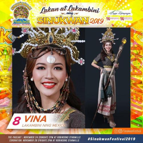 Let's Show Our Love and Support to Mexicanions! Search for Lakan at Lakambini ning Sinukwan 2019