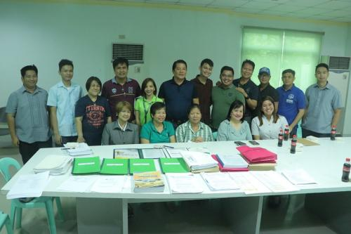 Local Governance Transition Team Meeting and Inventory of Documents for F.Y. 2016-2019